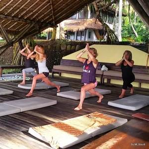 yoga au seraya