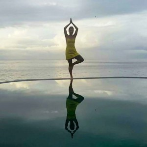 yoga a Bali